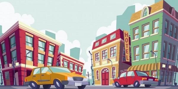 بكالوريوس في التخطيط الحضري والإقليمي