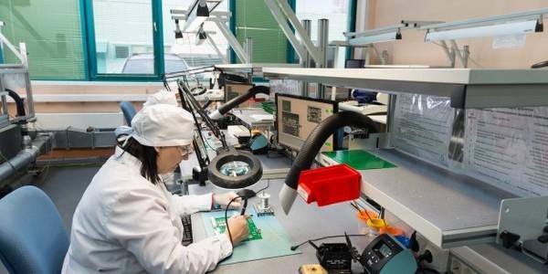 ماجستير العلوم في هندسة الالكترونيات (من خلال الدورات الدراسية والبحوث)
